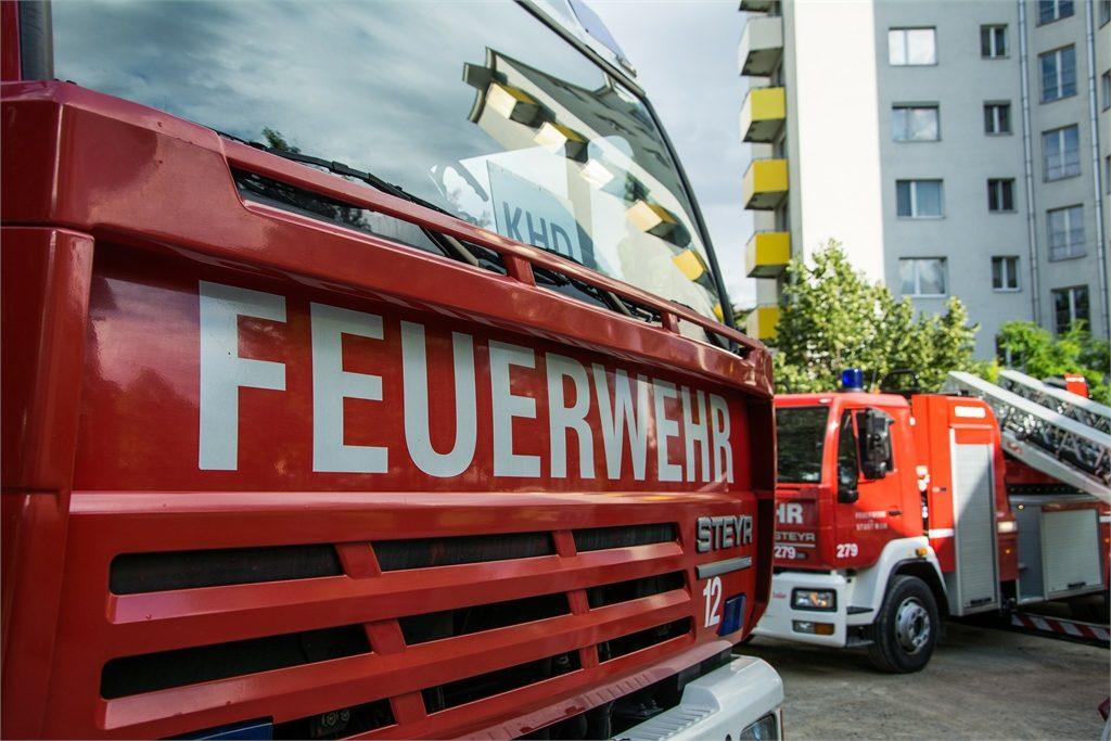 Feuerwehr Symbolbild Pixabay